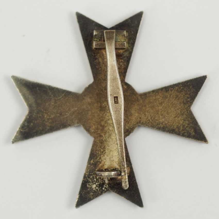War merit cross, 1. Class with swords - L15. - photo 2