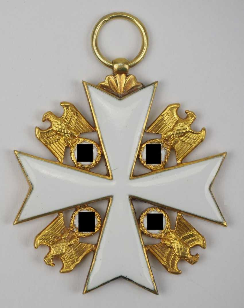 German Eagle Order, 2. Model (1939-1945), Cross Of Merit 3. Level, (from 1943, 5. Class). - photo 1