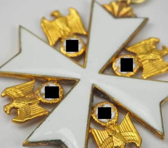 German Eagle Order, 2. Model (1939-1945), Cross Of Merit 3. Level, (from 1943, 5. Class). - photo 2