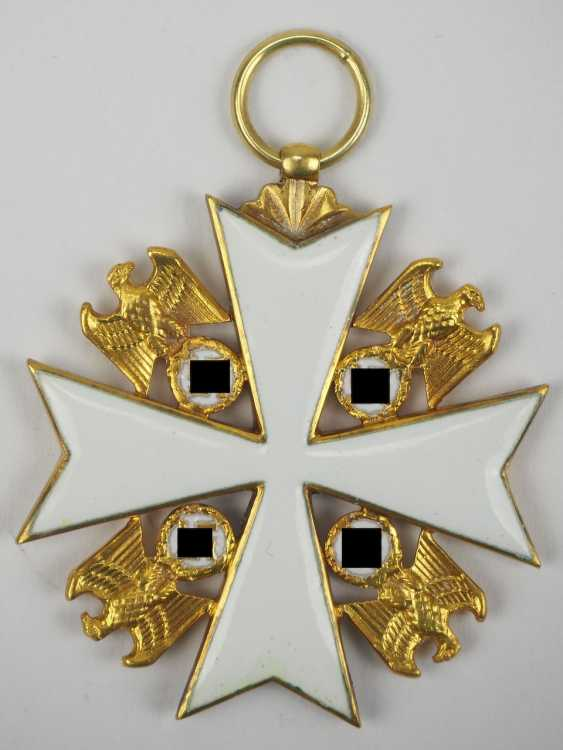 German Eagle Order, 2. Model (1939-1945), Cross Of Merit 3. Level, (from 1943, 5. Class). - photo 3