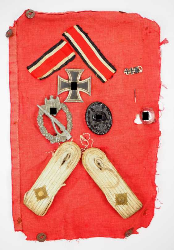 Estate of a head of the infantry Lieutenant. - photo 1
