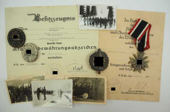 Estate of a lance-corporal of 3./ Mountain-Pioneer-Battalion 85. - photo 1