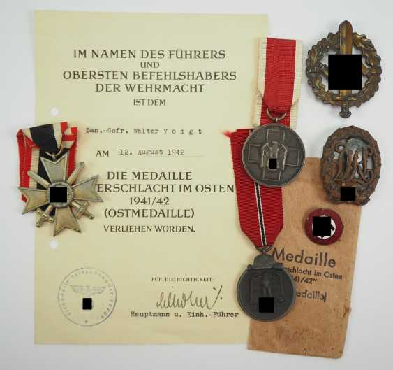 Estate of a medical corporal. - photo 1