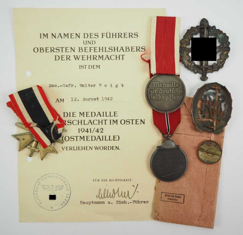 Estate of a medical corporal. - photo 2