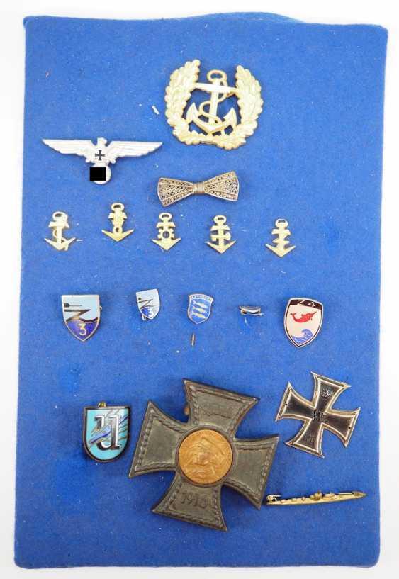 Lot Of Marine Badges. - photo 1