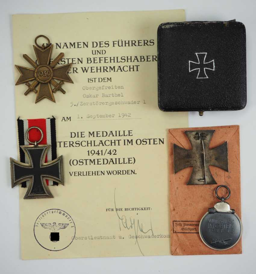 Estate of a lance corporal in the 5./ Destroyer squadron 1. - photo 2