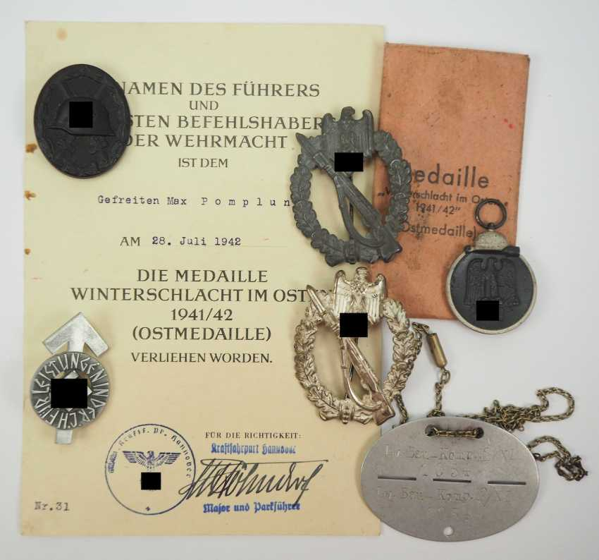 Estate of a corporal of the LeinwandBau-Comp. 12/ XI. - photo 1