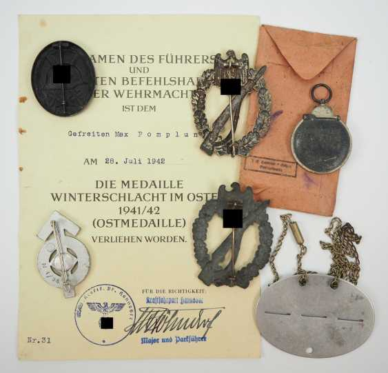 Estate of a corporal of the LeinwandBau-Comp. 12/ XI. - photo 2