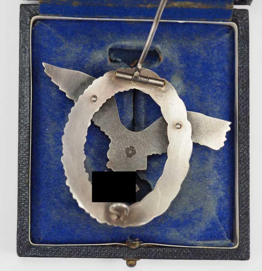 Pilot badge, in a case - AWS. - photo 2