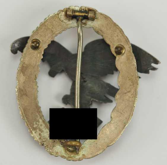 Observer badge, in a case - Assmann. - photo 2