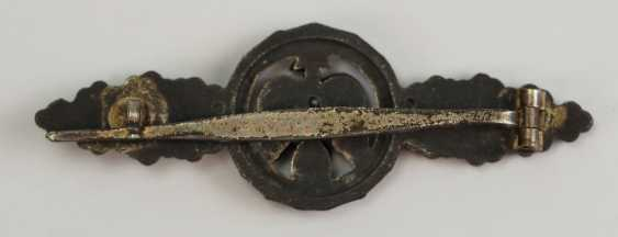 Front flying clasp for Close-range night fighter, silver. - photo 2