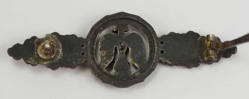 Front flying clasp for Close-range night fighter, silver. - photo 3