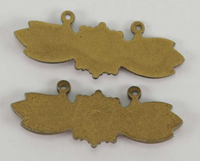 Front Flying Clasps Star Pendant - 2 Piece. - photo 2