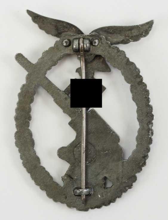 Flak battle badge GWL. - photo 2