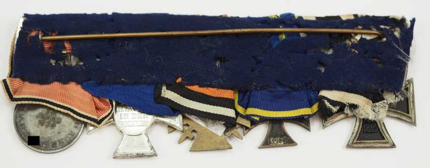 Medalbar of a Brunswick police officer. - photo 2