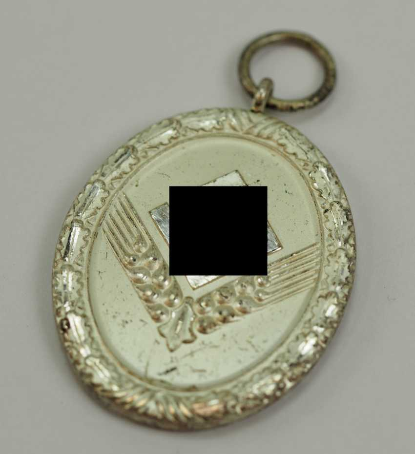 WHEEL: service award, female youth, 2. Level for 18 years. - photo 2