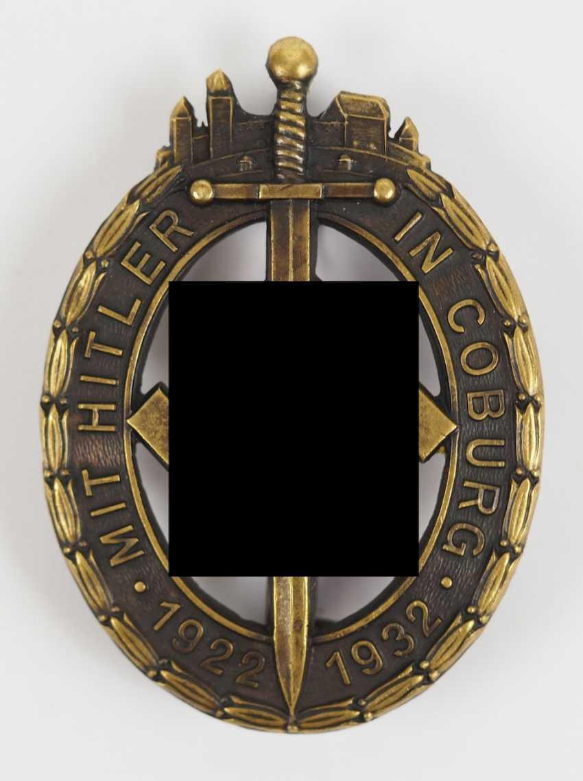 Coburg Badge Of Honor. - photo 1