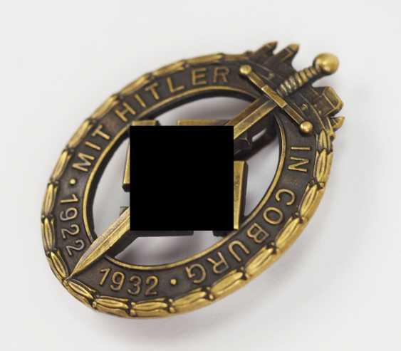 Coburg Badge Of Honor. - photo 2