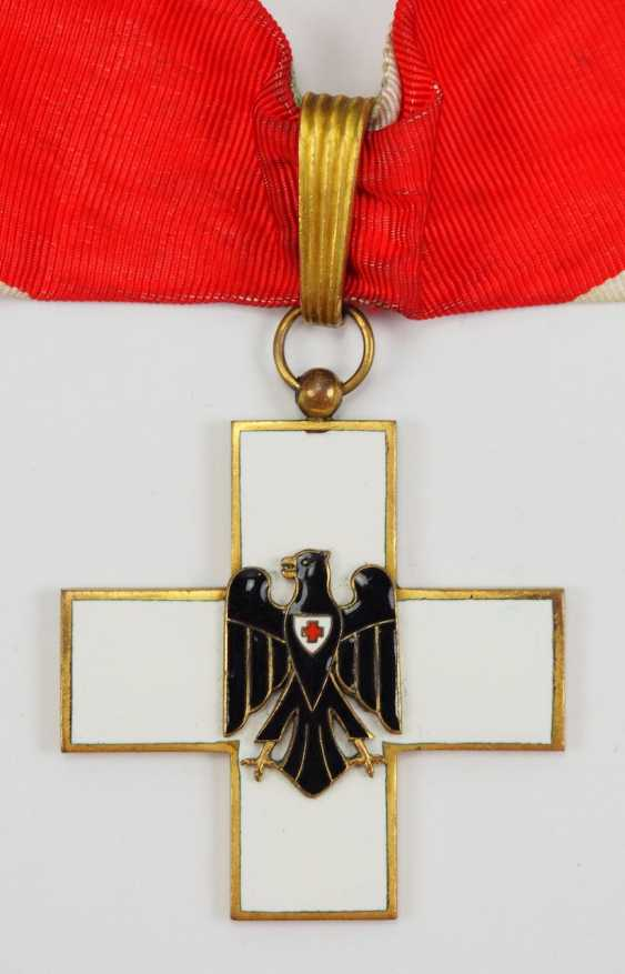 The German Red Cross Badges Of Honor, 2. Model (1934-1937), 1. Class. - photo 1