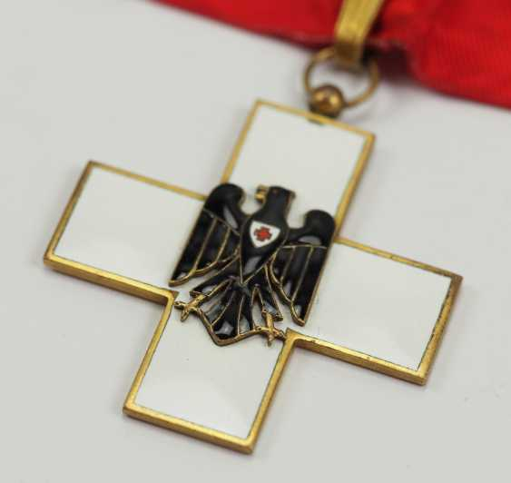 The German Red Cross Badges Of Honor, 2. Model (1934-1937), 1. Class. - photo 2