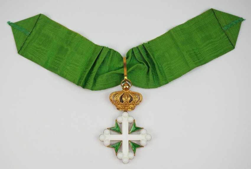 орден святых маврикия и лазаря сардинского королевства любит