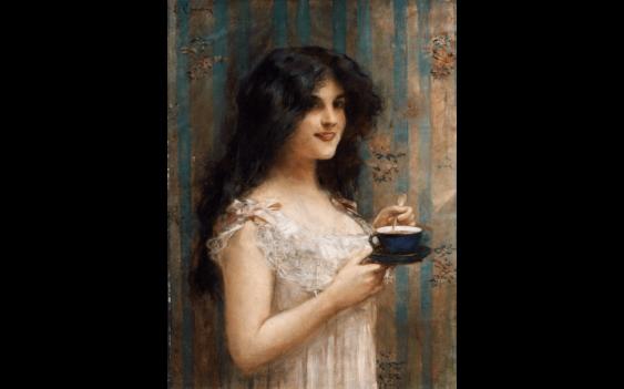 LÉON FRANÇOIS COMERRE (TRÉLON 1850 - LE VESINET 1916) - photo 1