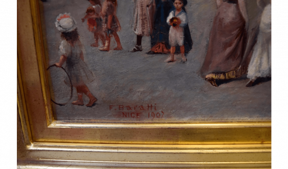 FILIPPO BARATTI (TRIESTE 1849 - 1936)