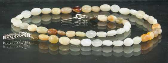 Opal Lens Chain, Silver - photo 1