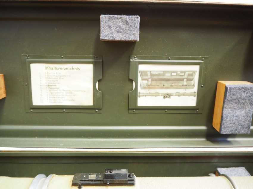 Entfernungsmesser Us Army : Los 1760. wehrmacht: entfernungsmesser 36 in kiste. aus dem katalog