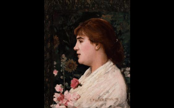 LOUIS WELDEN HAWKINS (STUTTGART, 1849 - PARIS 1910) - photo 1