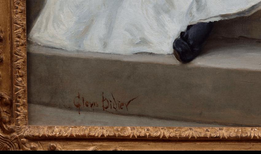 CLOVIS DIDIER (NEUILLY-SUR-SEINE 1858 - ?) - photo 3