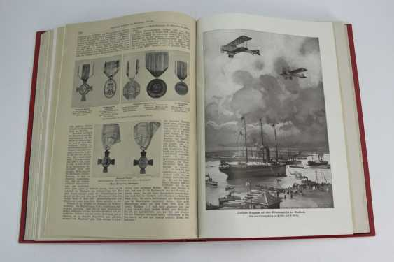 Ardenne, Illustrated history of the world war 1914/15, volume 1, Deluxe edition, excellent - photo 2
