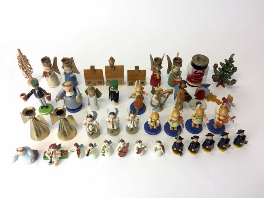 The post Easter bunnies / flowers children's / brownies / spring characters / Christmas characters: total 39 parts. - photo 2