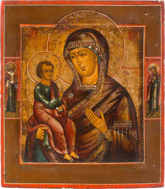 ICON OF THE MOTHER OF GOD JERUSALIMSKAJA - photo 1