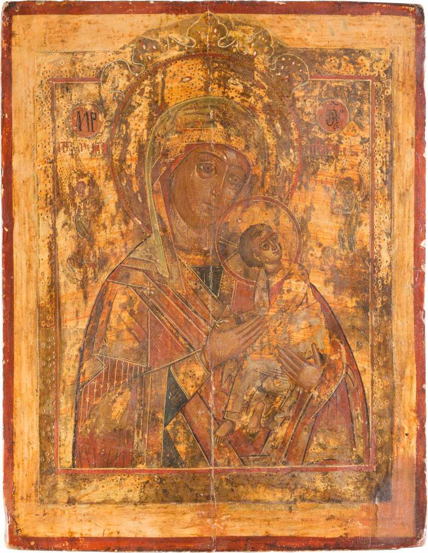 ICON OF THE MOTHER OF GOD OF THE PASSION - photo 1