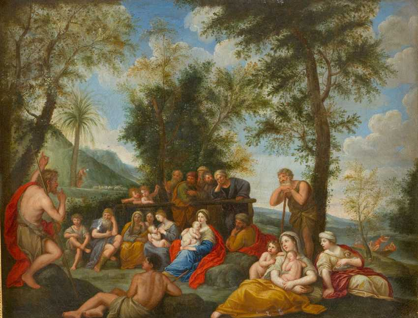 Francesco Albani (1578-1660) - attribué - photo 2