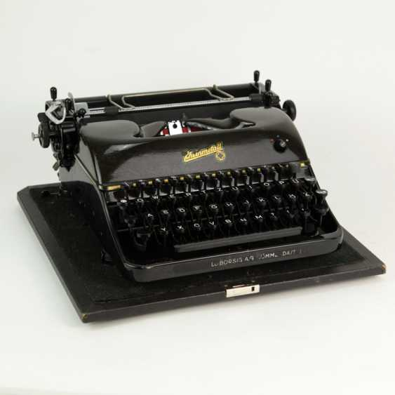 Three Colors-Writing Machine, Pure Metal - photo 1
