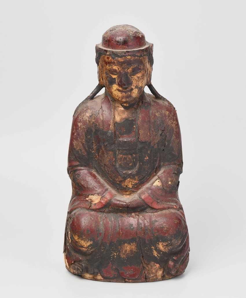 Tempelfigur - photo 1