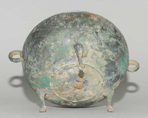 Ritual vessel type thing, or Dui - photo 10
