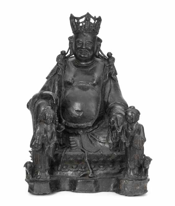 Grosse Bodhisattvafigur - photo 1
