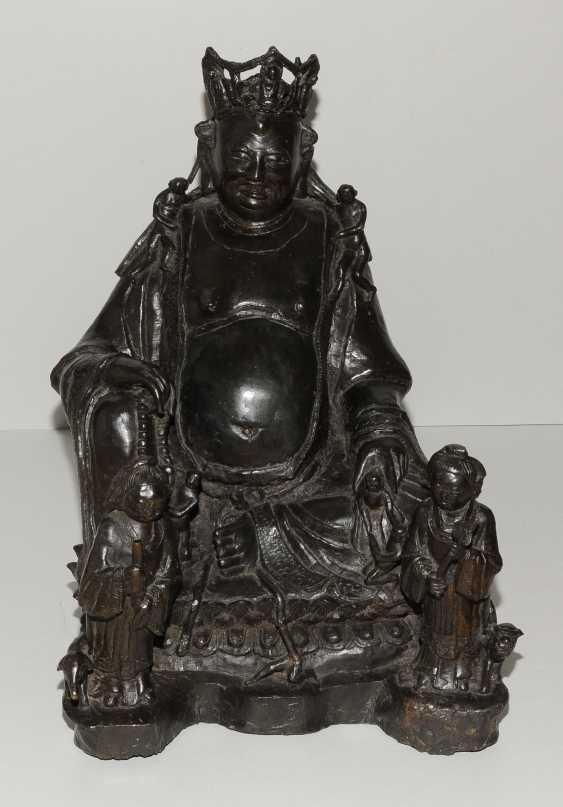 Grosse Bodhisattvafigur - photo 2