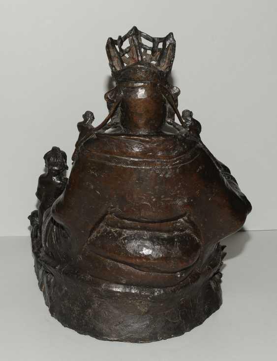 Grosse Bodhisattvafigur - photo 4
