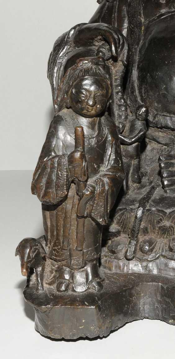 Grosse Bodhisattvafigur - photo 8