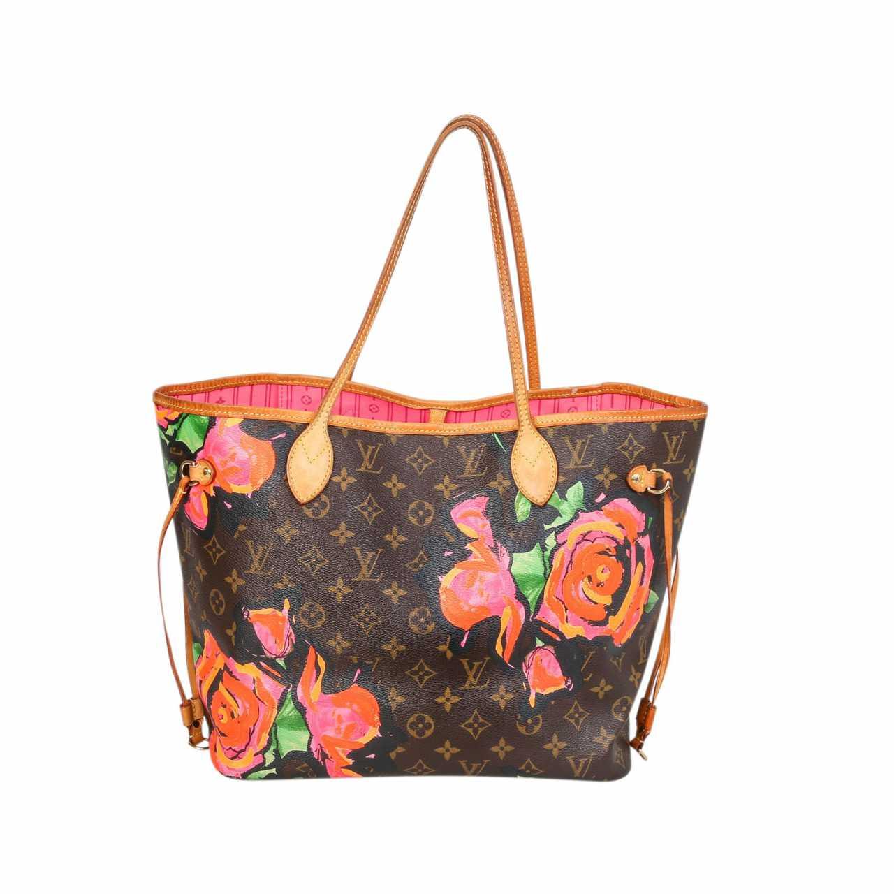 great deals differently detailing LOUIS VUITTON shopper tote bag