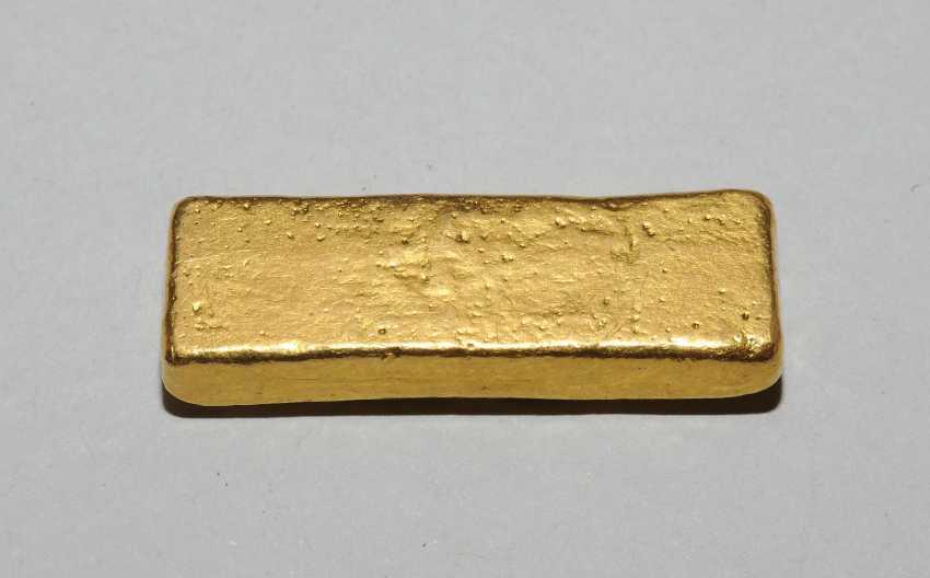Goldbarren - photo 3