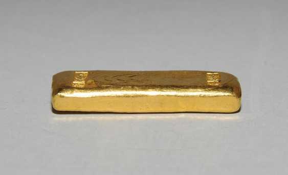 Goldbarren - photo 4