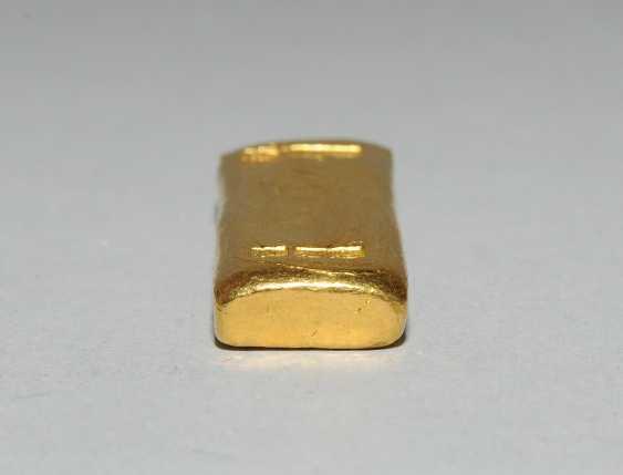 Goldbarren - photo 5