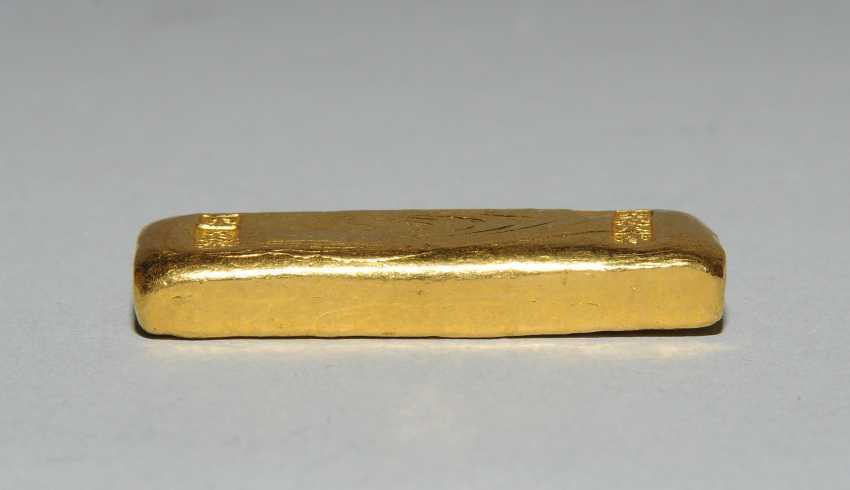 Goldbarren - photo 6