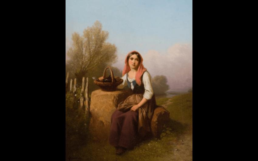 FERDINAND MARÖHN (ACTIF ENTRE 1839 ET 1865) - photo 1
