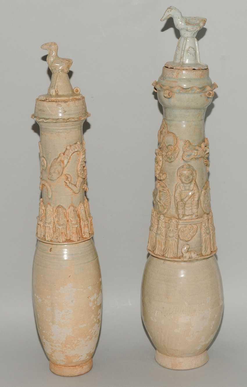 2 urn vessels - photo 2